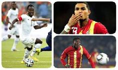 Five Players Who Could Rescue Ghanas 2018 World Cup Hopes Black Star, Ghana, World Cup, Share Button, Baseball Cards, Stars, Alexandria, Egypt, News