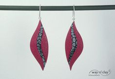 I like the unusual shape and design of these earrings.