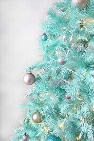 how to spray paint a christmas tree - Google Search