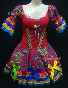 vestidos para festa junina 4