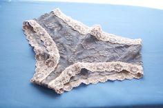 Как сшить женские трусы: выкройка и мастер класс по шитью
