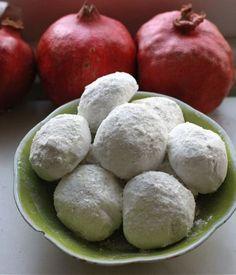 Santa's Cookie Recipe: Holiday Snowballs