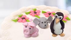 Cake Decorating: Modeling Chocolate for Beginners with Lucinda Larson
