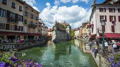 Annecy - Alpenes Venezia - Aftenposten Travel, Europe, Viajes, Destinations, Traveling, Trips