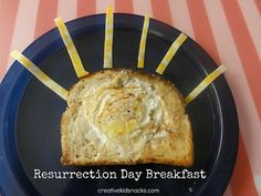 Teach the story of jesus resurrection and the true meaning of teach the story of jesus resurrection and the true meaning of easter with this snack by creativekidsnacks pinterest jesus resurrection easter and negle Gallery
