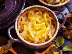 Sienikiusaus, Kotliesi.fi Thai Red Curry, Chili, Nom Nom, Soup, Eat, Ethnic Recipes, September, Inspiration, Lasagna