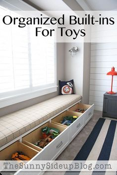 Best pictures, images and photos about toy storage ideas for living room – storage Large Toy Storage, Toy Storage Bench, Small Space Storage, Wall Storage, Diy Storage, Wall Shelves, Storage For Kids Toys, Storage Beds, Corner Shelves