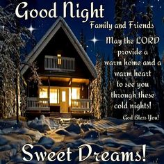 Good Night,God Bless: