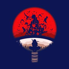 itachi uchiha Art Print by Golden Horn. Worldwide shipping available at Society6.com. Just one of millions of high quality products available.