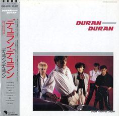 スノー・レコード・ブログ: デュラン・デュラン / DURAN DURAN - duran duran - EMS-91019