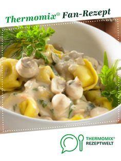 Pilzrahmsauce von Thermomix Rezeptentwicklung. Ein Thermomix ® Rezept aus der Kategorie Saucen/Dips/Brotaufstriche auf www.rezeptwelt.de, der Thermomix ® Community.