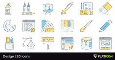 20 free vector icons of Design designed by Zlatko Najdenovski