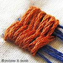 This picture dictionary will help you to identify embroidery stitches based on how they look. Clicking on the picture of the stitches will take you to the respective tutorial pages, where you can learn how to do that particular stitch.