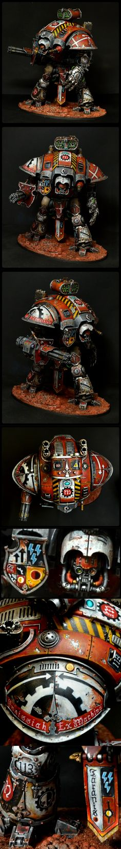 House Taranis Imperial Knight