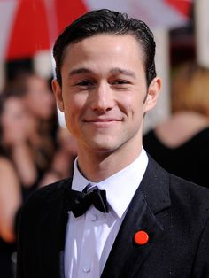 Joseph Gordon-Levitt. I might pass out from those dimples.