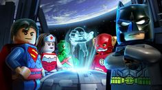 Lego Batman 3 Beyond Gotham Justice League Game HD Wallpaper Lego Batman 3, Batman Party, Superhero, Nintendo 3ds, Dc Comics Games, Comic Games, Gotham, Playstation, Kid Movies