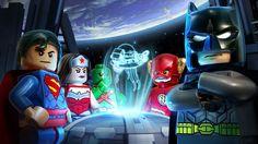Lego Batman 3 Beyond Gotham - muito divertido de jogar, engana-se quem acha que é só para crianças, a família toda joga. #Lego