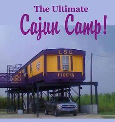 The Ultimate Cajun Camp