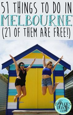 Find all of the best things to do in Melbourne. Some are even free! From where to eat in Melbourne and Melbourne day trips, this post has you covered. It is possible to explore Australia on a budget. Travel in Australia.