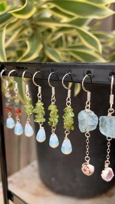 Music Jewelry, Wire Jewelry, Jewlery, Silver Jewelry, Unique Jewelry, Diy Earrings Video, Women's Earrings, Fashion Earrings, Fashion Jewelry