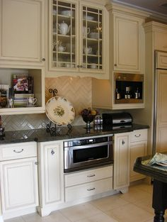 Kitchen Ideas For The Future On Pinterest Banquettes Microwave Above Stove