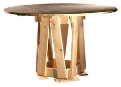 Enzo Mari, Autoprogrettazione Round Table, 2007 on Paddle8