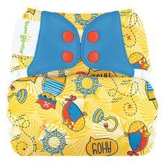 LIMITED EDITION bumGenius Elemental Genius Series - Spence - bumGenius - Cotton Babies Cloth Diaper Store