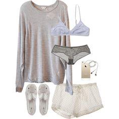 """Bunny Feet"" by elise-olivia on Polyvore"