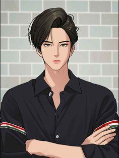 Suho, Garçon Anime Hot, Anime Korea, Trendy Boy Outfits, Webtoon Comics, Handsome Anime Guys, Kawaii Wallpaper, Hd Wallpaper, Wallpapers