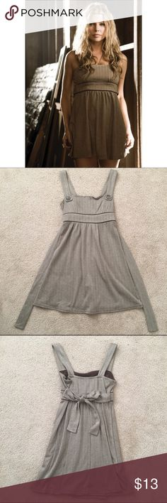 """Cute dress •Length is 35"""" from shoulder •Worn once •Excellent condition   🎀check out the FREE with purchase items🎀 Candie's Dresses"""
