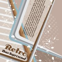 Retro Vector Background Vector Graphic