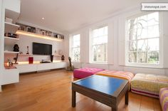 Stylish family home in fashionable North London.