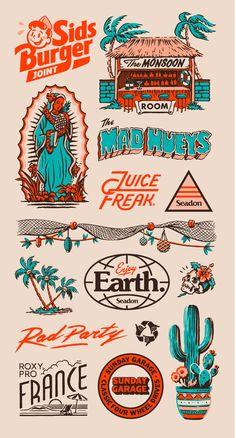 Graphic Design Posters, Graphic Design Illustration, Graphic Design Inspiration, Typography Design, Illustration Art, Logo Design, Graphic Illustrations, Wacom Intuos, Adobe Photoshop