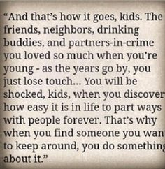 How I met your mother quote. Such a true quote