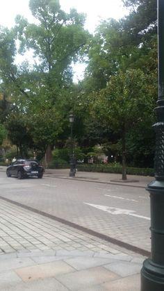 Plaza de compostela, vigo Galicia