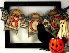 How to Create a Simple G45 Boo Banner