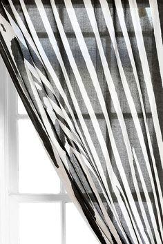 Magical Thinking Zebra Print Curtain #urbanoutfitters