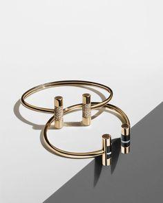 Best Diamond Bracelets  :   Modern, contrast, white