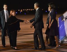 Pin for Later: The Best Photos of the Obama Family's Visit to Argentina
