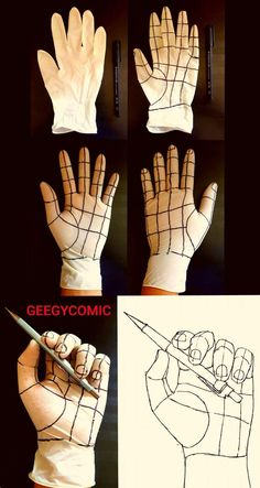 i'm going to try this- hands are so damn hard to draw!?