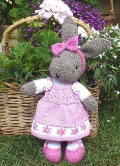 Cute Lady Bunny