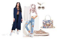 Сет 3 by olya-lya-83 on Polyvore featuring мода, Gap, Boohoo, Superga, Christian Dior and Liberty