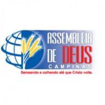 Assemblia de Deus - Campinas Logo. Get this logo in Vector format from http://logovectors.net/assemblia-de-deus-campinas/
