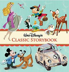 Walt Disney's Classic Storybook Collection Special Edition