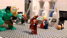 ¿Te gusta el #HarlemShake? @checobarrera nos deja una pequeña muestra de uno con Legos.