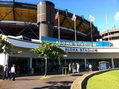TASTE OF HAWAII: ALOHA STADIUM SKY SUITES - HAWAII WARRIOR FOOTBALL...