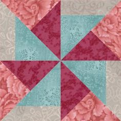 OregonPatchWorks.com - Sets - Pinwheel Quilt Blocks