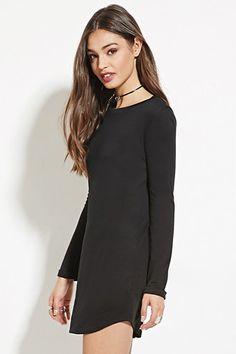 Classic T-Shirt Dress | Forever 21 - 2000163271