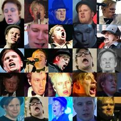 The many derp faces of Patrick Stump ❤ #funny <<<I'm looking at the one in the bottom left..it's hilarious