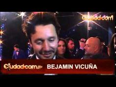 Benjamín Vicuña Entrevista Ciudad.com MF 2014 19/05/2014 (MENCION A CHAVEZ)